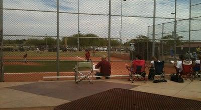 Photo of Baseball Field Desert Mountain Park - Baseball Fields at 20200 E Bronco Dr, Queen Creek, AZ 85142, United States