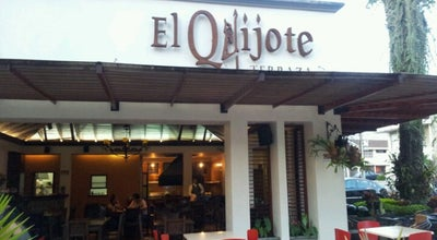 Photo of South American Restaurant Restaurante El Quijote at Popayán, Colombia