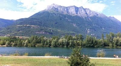 Photo of Lake Lac de Carouge at 73250 Saint-pierre-d'albigny, Saint-Pierre-d'Albigny 73250, France