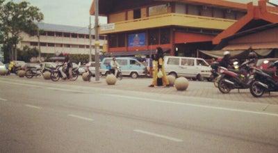 Photo of Fish Market Pasar Chabang Tiga at Kuala Terengganu, Malaysia