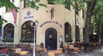 Photo of German Restaurant Wirtshaus in der Au at Lilienstr. 51, München 81669, Germany