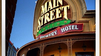 Photo of Resort Main Street Station Casino Brewery Hotel at 200 North Main Street, Las Vegas, NV 89101, United States