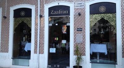 Photo of Indian Restaurant Restaurante Zaafran at Largo Dona Estefania, 7, Lisboa, Portugal