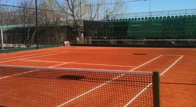 Photo of Tennis Court Ace Tennis Club at Λεωφ. Ανθούσας 9, Ανθούσα 153 49, Greece