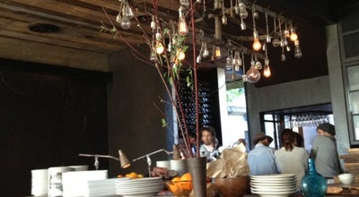 Photo of New American Restaurant Gjelina at 1429 Abbot Kinney Blvd, Venice, CA 90291, United States