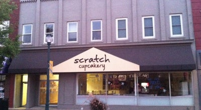 Photo of Cupcake Shop Scratch Cupcakery at 315 Main St, Cedar Falls, IA 50613, United States