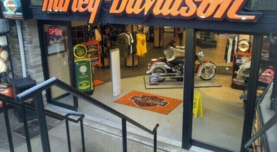 Photo of Motorcycle Shop Clare's Harley-Davidson At The Falls at 4945 Clifton Hill, Niagara Falls, ON L2G 3N5, Canada
