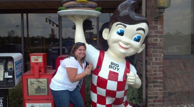 Photo of American Restaurant Frisch's Big Boy at 1830 N Clinton St, Defiance, OH 43512, United States