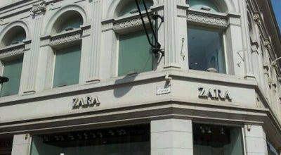 Photo of Clothing Store Zara at Rue D'antibes, Cannes 06400, France