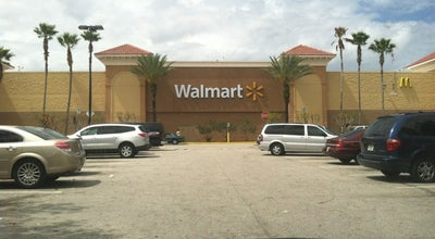 Photo of Other Venue Wal-Mart Stores at 2500 S Kirkman Rd, Orlando, FL 32811