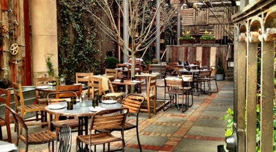 Photo of New American Restaurant Talula's Garden at 210 W Washington Sq, Philadelphia, PA 19106, United States
