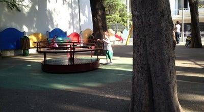 Photo of Playground Παιδική Χαρά Μοσχάτου at Χρυσοστόμου Σμύρνης, Μοσχάτο, Greece