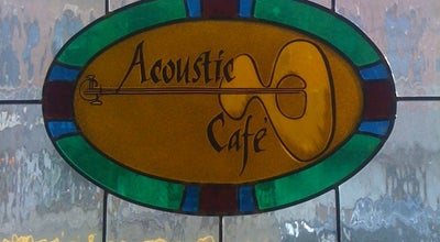 Photo of Cafe Acoustic Cafe at 77 Lafayette St, Winona, MN 55987, United States