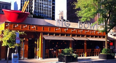 Photo of Other Venue Big Bowl at 6 E Cedar St, Chicago, IL 60611, United States