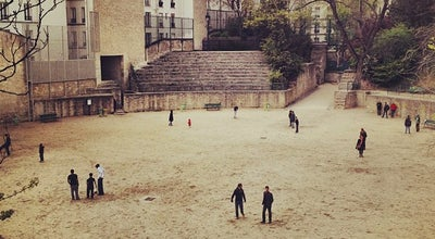 Photo of Historic Site Arènes de Lutèce at 49 Rue Monge, Paris 75005, France