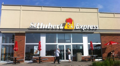 Photo of BBQ Joint St-Hubert at Faubourg Boisbriand, Boisbriand, QC, Canada