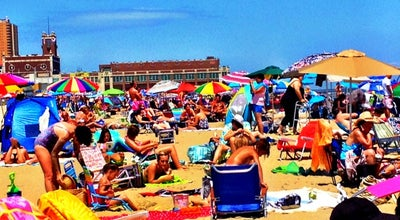 Photo of Beach Asbury Park Beach at Ocean Avenue, Asbury Park, NJ 07712, United States