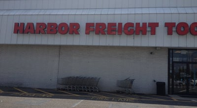 Photo of Hardware Store Harbor Freight Tools at 7102 Fairlane Village Mall, Pottsville, PA 17901, United States