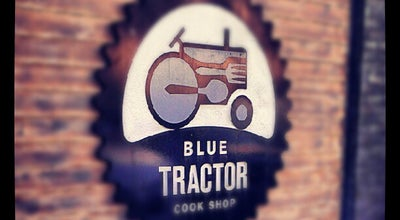 Photo of American Restaurant Blue Tractor Cook Shop at 423 S Union St, Traverse City, MI 49684, United States