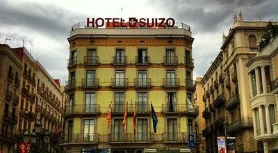 Photo of Plaza Plaça de Sant Lu at Spain