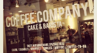 Photo of Coffee Shop The Coffee Company at Zuidstraat 45 Rue Du Midi, Brussels 1000, Belgium