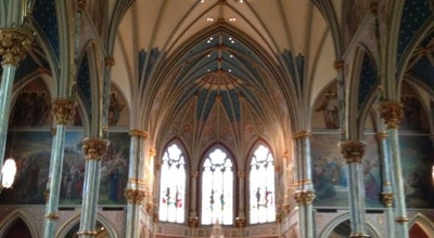 Photo of Church Cathedral Of St. John The Baptist at 222 E Harris St, Savannah, GA 31401, United States