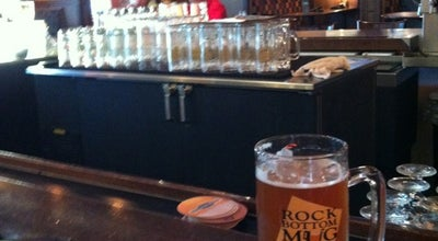 Photo of Brewery Rock Bottom Restaurant & Brewery at 2801 Lake Circle Dr, Indianapolis, IN 46268, United States