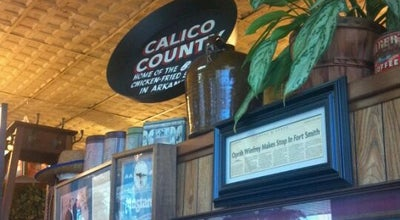 Photo of Southern / Soul Food Restaurant Calico County at 2401 S 56th St, Fort Smith, AR 72903, United States