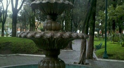 Photo of Park Parque Pasteur at Dr. Eliseo Ramírez Ulloa S/n, Pachuca de Soto, Mexico