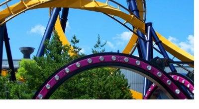 Photo of Theme Park California's Great America at 4701 Great America Pkwy, Santa Clara, CA 95054, United States