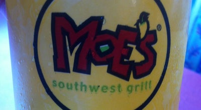 Photo of Burrito Place Moe's Southwest Grill at 390 Schillinger Rd S, Mobile, AL 36695, United States
