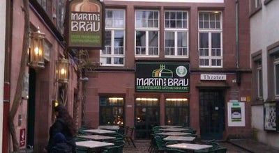 Photo of Brewery Martin's Bräu at Kaiser-joseph-str. 237, Freiburg im Breisgau 79098, Germany