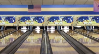 Photo of Bowling Alley Spare Time Greensboro at 5502 Hornaday Rd, Greensboro, NC 27409, United States