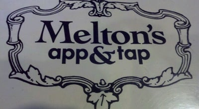 Photo of Pub Melton's App and Tap at 2500 N Decatur Rd, Decatur, GA 30033, United States