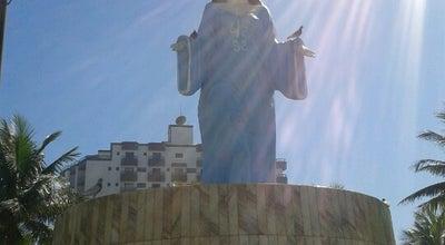 Photo of Monument / Landmark Estátua de Iemanjá at Av. Pres. Castelo Branco, Praia Grande 11704-600, Brazil