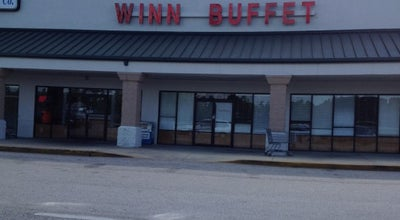 Photo of Chinese Restaurant Winn Buffet at Retail Row, Hartsville, SC 29550, United States
