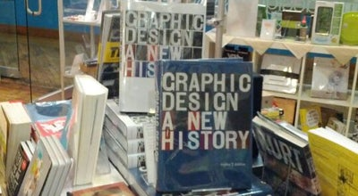 Photo of Bookstore Swipe Books on Advertising & Design at 401 Richmond St. W, Toronto, ON, Canada