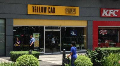 Photo of Pizza Place Yellow Cab Pizza Co. at G/f Aegis Peoplesupport Center, Makati City, Philippines