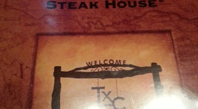 Photo of Steakhouse Texas Land & Cattle Steak House at 1600 E Copeland Rd, Arlington, TX 76011, United States