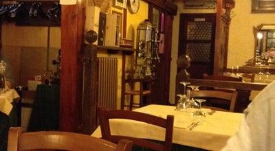 Photo of Italian Restaurant I Maceri at Via Roversano, 579, Cesena 47522, Italy