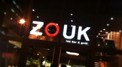 Photo of Indian Restaurant Zouk Tea Bar and Grill at Manchester M1 5QS, United Kingdom