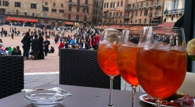 Photo of Italian Restaurant Osteria Bigelli at Piazza Del Campo, 60, Siena 53100, Italy