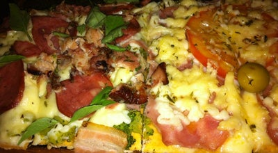 Photo of Pizza Place Bravissimo Pizzaria at R. Dr. Jose Maria Rodrigues Costa, 12-43, Bauru, Brazil