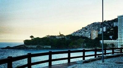 Photo of Beach Praia do Vidigal at Av. Niemeyer, Rio de Janeiro, Brazil