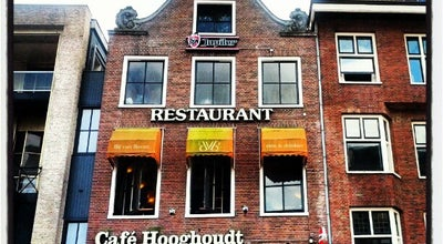 Photo of Cafe Café Hooghoudt at Grote Markt 42, Groningen 9711LV, Netherlands