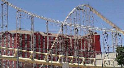 Photo of Theme Park Ride / Attraction The Desperado Roller Coaster at Buffalo Bill's Resort & Casino, Primm, NV 89019, United States