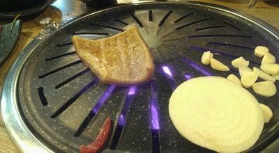 Photo of BBQ Joint 총각네 식육식당 at 창원시, South Korea