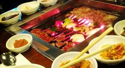 Photo of Korean Restaurant Madangsui at 35 W 35th St, New York, NY 10018, United States