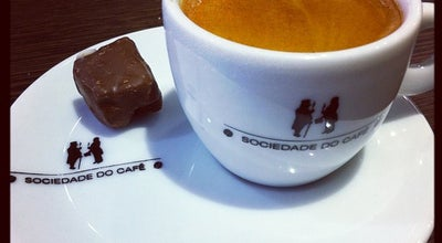 Photo of Coffee Shop Sociedade do Café at Shopping Park Europeu, Blumenau 89052-381, Brazil