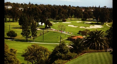 Photo of Golf Course Riviera Country Club at 1250 Capri Dr, Pacific Palisades, CA 90272, United States